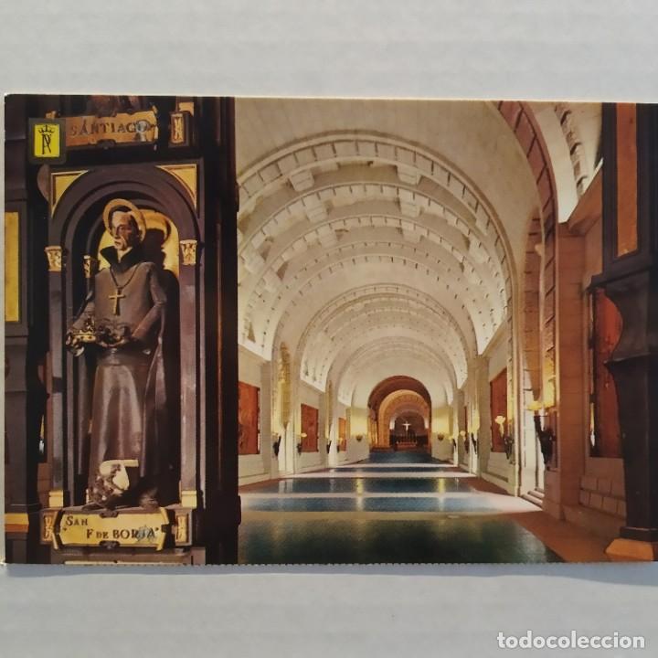 Postales: Lote de 14 postales PATRIMONIO NACIONAL, Valle de los Caídos, Escorial y Aranjuez, Escudo de Oro - Foto 20 - 209614250