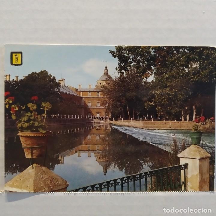 Postales: Lote de 14 postales PATRIMONIO NACIONAL, Valle de los Caídos, Escorial y Aranjuez, Escudo de Oro - Foto 24 - 209614250