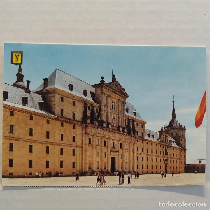 Postales: Lote de 14 postales PATRIMONIO NACIONAL, Valle de los Caídos, Escorial y Aranjuez, Escudo de Oro - Foto 26 - 209614250
