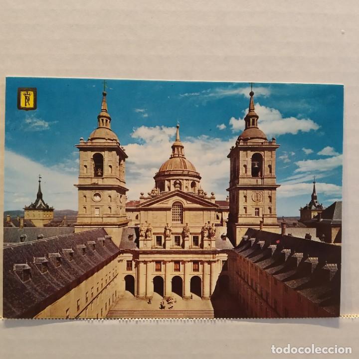 Postales: Lote de 14 postales PATRIMONIO NACIONAL, Valle de los Caídos, Escorial y Aranjuez, Escudo de Oro - Foto 28 - 209614250