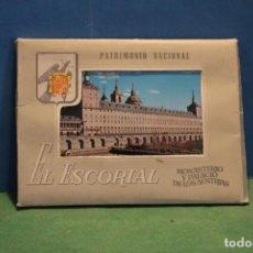 Postales: POSTALES EL ESCORIAL. Lote 209915390