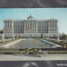 Postales: 1015 MADRID. FACHADA NORTEDEL PALACIO REL. Lote 209961385