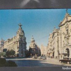 Postales: 6307 - MADRID. AVDA. JOSE ANTONIO Y CALLE ALCALÁ. Lote 209961550