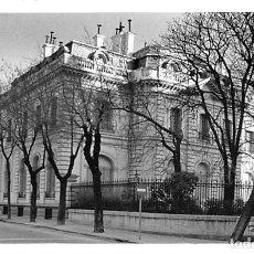 Postales: MADRID.- FOTOGRAFÍA EMBAJADA DE ITALIA. Lote 210195861