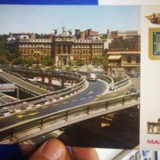 Postales: POSTAL MÁDRID PLAZA DEL EMPERADOR CARLOS V N 1 COLECCIÓN DE 24 MODELOS N 16 DOMINGUEZ S/C. Lote 210416608