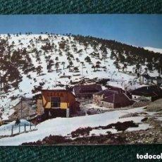Postales: POSTAL PUERTO DE NAVACERRADA ( MADRID ) AÑOS 60 - (SIN CIRCULAR). Lote 210435266