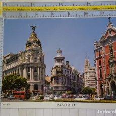 Postales: POSTAL DE MADRID. AÑO 2006. CALLE ALCALÁ GRAN VÍA. 1942 EDICIONES07. 3170. Lote 210524372
