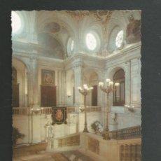 Postales: POSTAL SIN CIRCULAR - MADRID PALACIO REAL - ESCALERA PRINCIPAL - EDITA PATRIMONIO. Lote 210533730
