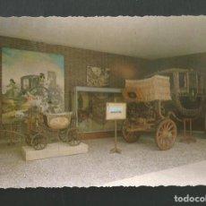 Postales: POSTAL SIN CIRCULAR - PALACIO REAL DE MADRID - MUSEO DE CARRUAJES - EDITA PATRIMONIO. Lote 210533817