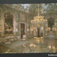 Postales: POSTAL SIN CIRCULAR - PALACIO REAL DE MADRID - SALON DE GASPARINI - EDITA PATRIMONIO. Lote 210533850