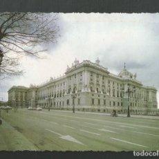 Postales: POSTAL SIN CIRCULAR - PALACIO REAL DE MADRID - FACHADA NOROESTE - EDITA PATRIMONIO. Lote 210534268