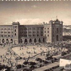 Postales: MADRID.- PLAZA DE TOROS MONUMENTAL. Lote 210555700