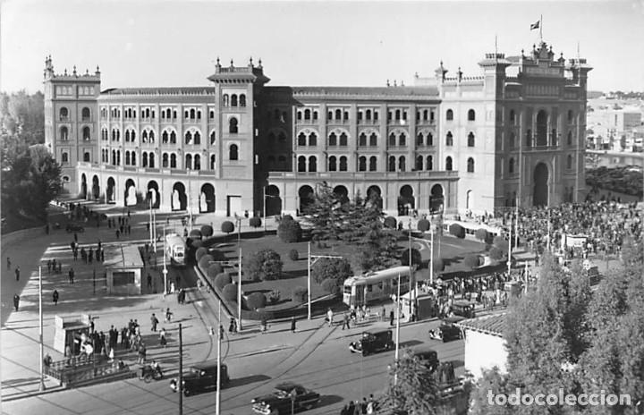 MADRID.- PLAZA DE TOROS (Postales - España - Madrid Moderna (desde 1940))