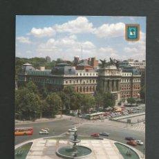 Postales: POSTAL SIN CIRCULAR - MADRID 202 - GLORIETA CARLOS V - EDITA ESCUDO DE ORO. Lote 210556635