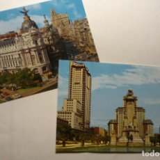 Postales: LOTE POSTALES MADRID. Lote 210596261