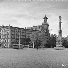 Postales: MADRID.- MONUMENTO A CRISTOBAL COLÓN. Lote 210726897