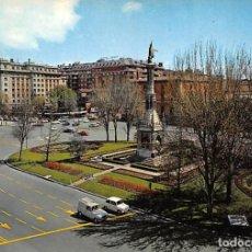 Postales: MADRID.- MONUMENTO A COLÓN.. Lote 210727721