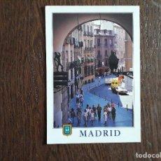Postales: POSTAL DE ESPAÑA, ARCO DE CUCHILLEROS, MADRID.. Lote 210794977