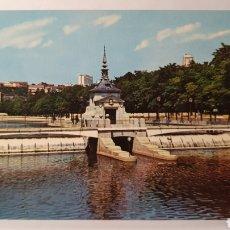 Postales: MADRID/ RIO MANZANARES/ SIN CIRCULAR/ (REF.D.16). Lote 211620472