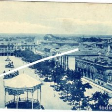 Postales: BONITA POSTAL - ALCALA DE HENARES (MADRID) - PLAZA DE CERVANTES. Lote 211637836