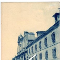 Postales: BONITA POSTAL - ALCALA DE HENARES (MADRID) - CALLE DE LIBREROS E IGLESIA DE JESUITAS. Lote 211638998