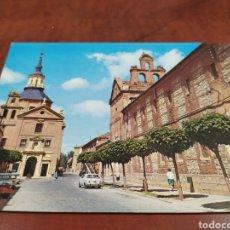 Postales: ALCALÁ DE HENARES POSTAL.. Lote 212659565