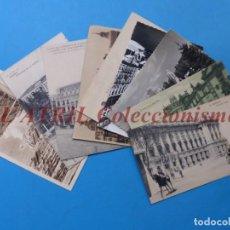 Postales: MADRID - 10 POSTALES DIFERENTES - VER FOTOS ADICIONALES. Lote 212992910