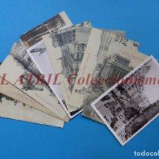 Postales: MADRID - 10 POSTALES DIFERENTES - VER FOTOS ADICIONALES. Lote 212992973