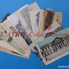 Postales: MADRID - 10 POSTALES DIFERENTES - VER FOTOS ADICIONALES. Lote 212993005