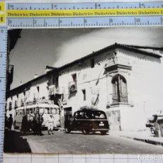 Postales: POSTAL DE MADRID. AÑOS 30 50. SAN MARTÍN DE VALDEIGLESIAS. ALBERTO. AUTOBÚS. 53. Lote 213440447