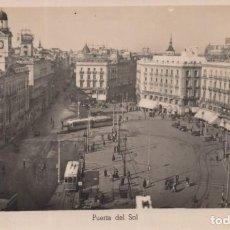 Postales: POSTAL MADRID - PUERTA DEL SOL - ARRIBAS. Lote 214163546