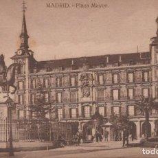 Postales: POSTAL MADRID - PLAZA MAYOR - GRANDES ALMACENES MADRID. Lote 214164248