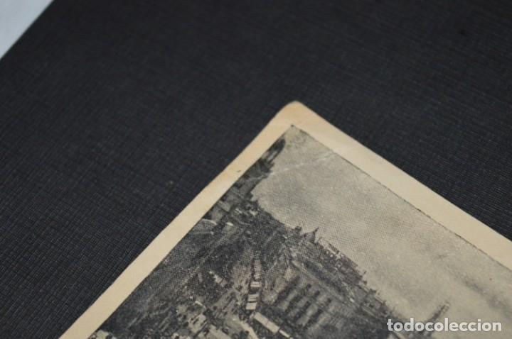 Postales: ANTIGUA / DIFÍCIL POSTAL CIRCULADA - MADRID / HOTE AMERICANO - Puerta del Sol Nº 11 / Octubre 1957 - Foto 4 - 214898116