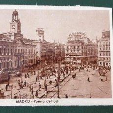 Postales: MADRID - PUERTA DEL SOL. Lote 215646938