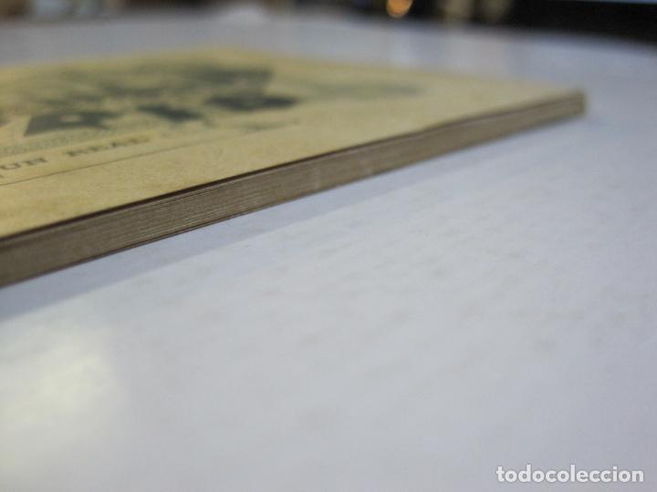 Postales: MADRID-VISTAS COMPLETAS DE ESPAÑA-BLOC CON VISTAS DIBUJADAS-VER FOTOS-(K-38) - Foto 4 - 216609393