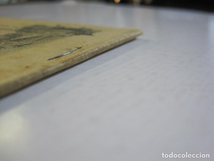 Postales: MADRID-VISTAS COMPLETAS DE ESPAÑA-BLOC CON VISTAS DIBUJADAS-VER FOTOS-(K-38) - Foto 5 - 216609393