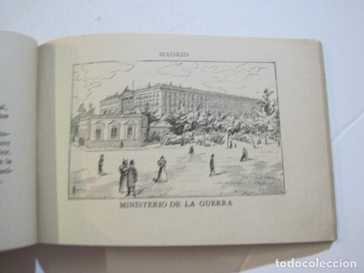 Postales: MADRID-VISTAS COMPLETAS DE ESPAÑA-BLOC CON VISTAS DIBUJADAS-VER FOTOS-(K-38) - Foto 18 - 216609393