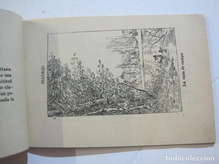 Postales: MADRID-VISTAS COMPLETAS DE ESPAÑA-BLOC CON VISTAS DIBUJADAS-VER FOTOS-(K-38) - Foto 20 - 216609393