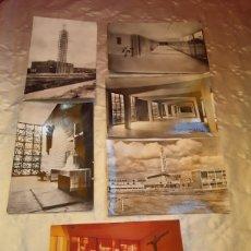 Postales: POSTALES MADRID CONVENTO SAN PEDRO PP DOMINICOS LOTE DE 6 AÑOS 60. Lote 216776505