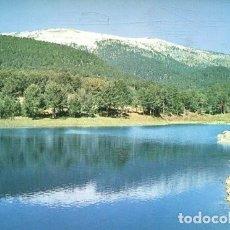 Postales: POSTAL CERCEDILLA - PRESA DE LAOS BERCEOS (EDICIONES VISTABELLA Nº 14). Lote 217521588