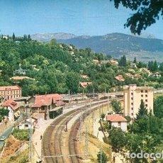 Postales: POSTAL CERCEDILLA - ESTACION DEL FERROCARRIL (EDICION CERRILLO Nº 3). Lote 217521710