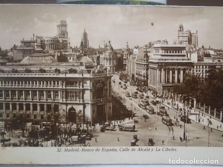 MADRID - BANCO DE ESPAÑA (Postales - España - Madrid Moderna (desde 1940))