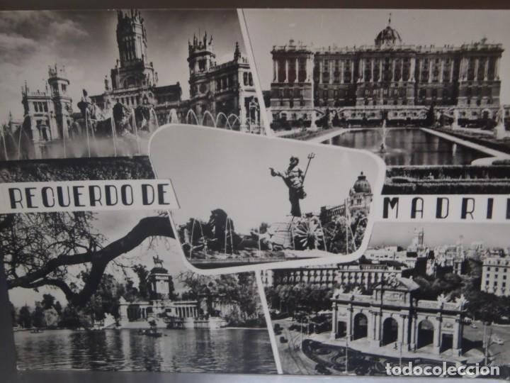MADRID - LA CIBELES (Postales - España - Madrid Moderna (desde 1940))