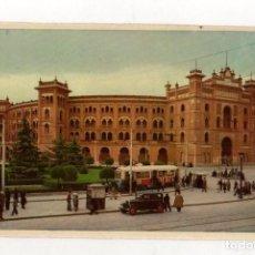 Postales: TARJETA POSTAL PLAZA DE TOROS. MADRID. Nº 19. HELIOTIPIA ARTISTICA ESPAÑOLA. Lote 218094757