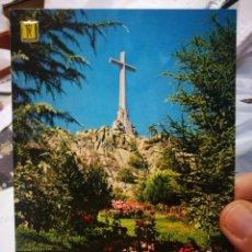 Postales: POSTAL SANTA CRUZ DEL VALLE DE LOS CAÍDOS LA CRUZ DETALLE N 42 PATRIMONIO NACIONAL S/C. Lote 218230391