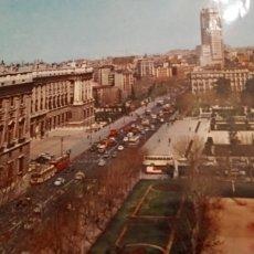 Postales: ANTIGUA POSTAL MADRID CALLE BAILÉN PALACIO REAL. Lote 218426568