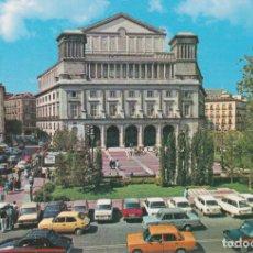 Cartoline: MADRID, TEATRO DE LA OPERA – GF 379 – S/C. Lote 218634638