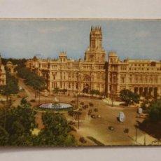 Postais: MADRID - CIBELES Y CASA DE CORREOS - LMX - MAD3. Lote 218845726
