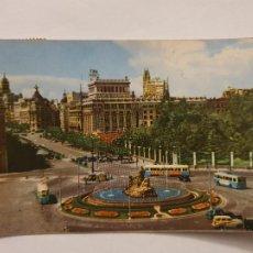 Postais: MADRID - CIBELES Y CALLE DE ALCALÁ - LMX - MAD3. Lote 218845838