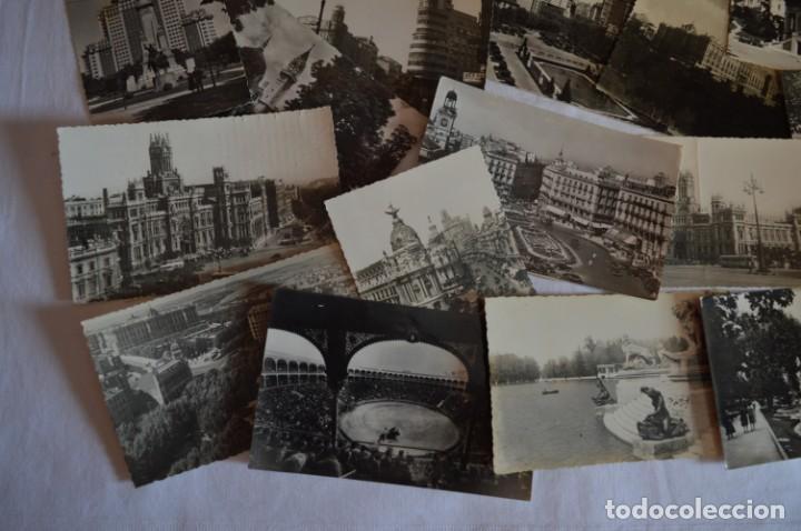 Postales: LOTE 20 POSTALES - Antiguas variadas - MADRID - Años 50 / 60 ¡Mira! - Foto 5 - 219501381